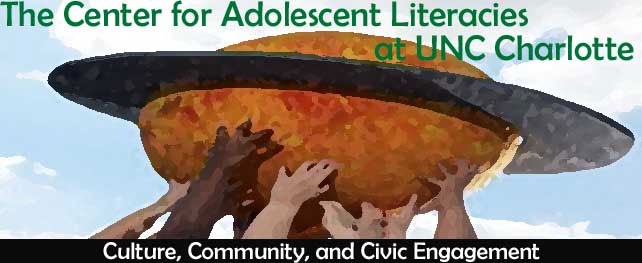 Center for Adolescent Literacies image