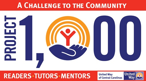 United Way Project 1,000 logo